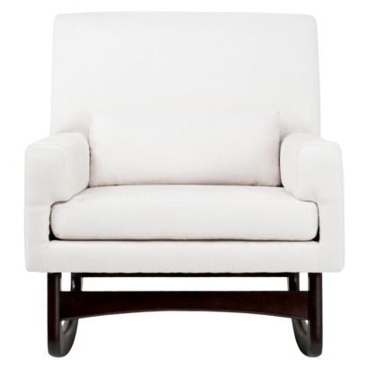 Nursery Works Sleepytime Rocker, Love that this can be used later in other parts of the home.