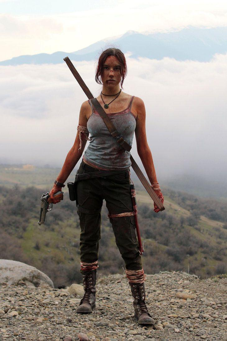 Tomb Raider Reborn Character Lara Croft Cosplay