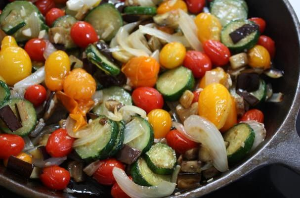 Meatless Monday: Quick and Easy Ratatouille