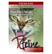 TCfeline PLUS Chicken Liver-trial size