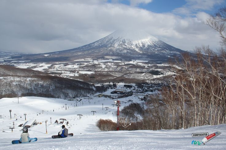 Niseko, Japan. All the Countries I Have Visited … Plus Photos http://www.confiscatedtoothpaste.com/all-the-countries-i-have-visited-plus-photos/