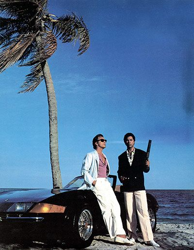 Miami Vice – 1972 Ferrari Daytona Spyder 365 GTS/4