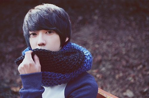 LOVE his scarf! XD: Parks Hyung, Posts, Scarves, Scarfs