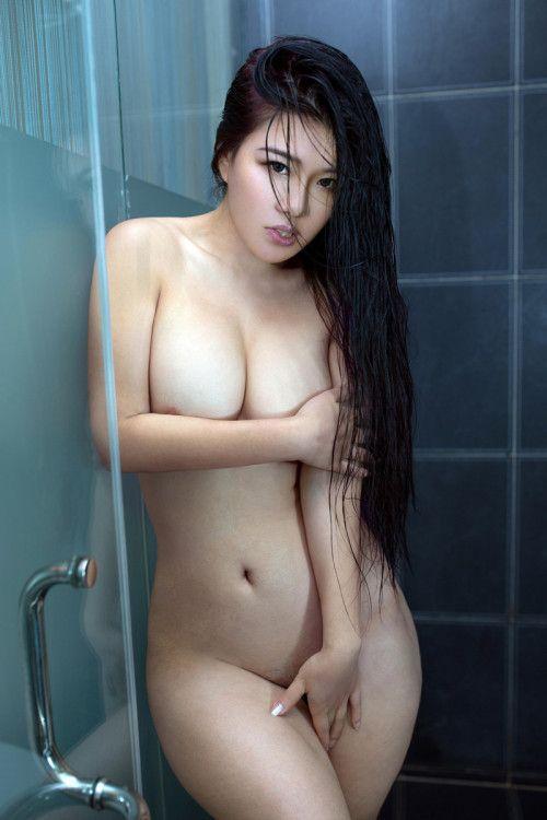 Soapy handjob shower