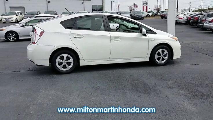 17 best ideas about toyota prius on pinterest how to for Milton martin honda used cars