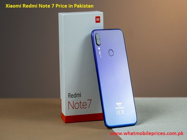 Latest Xiaomi Redmi Note 7 Price In Pakistan 2019 Camera Celular Zenfone 6