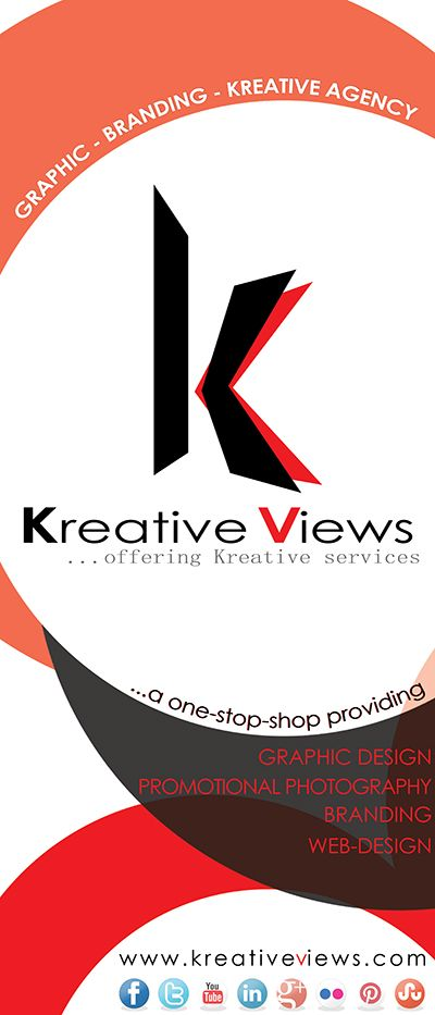 Our KV Pull-up banner