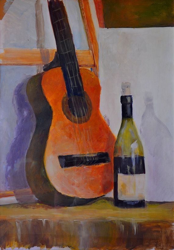 1000 Images About Art Guitar On Pinterest Original