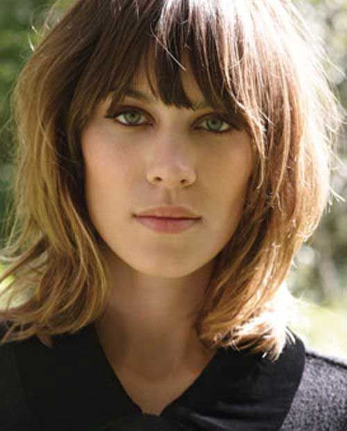 hair styles in layers 25 best ideas about hairstyles with fringe on 2618
