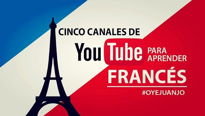 Bonjour! Explora cientos de videos y clases interactivas en estos cinco canales de Youtube para aprender francés. ¡Es totalmente gratis!