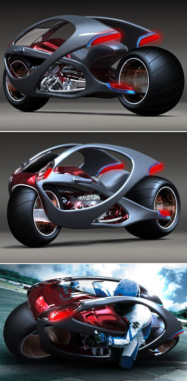 Hyundai Motor Bike Concept Visit my new website and tell me what you think
