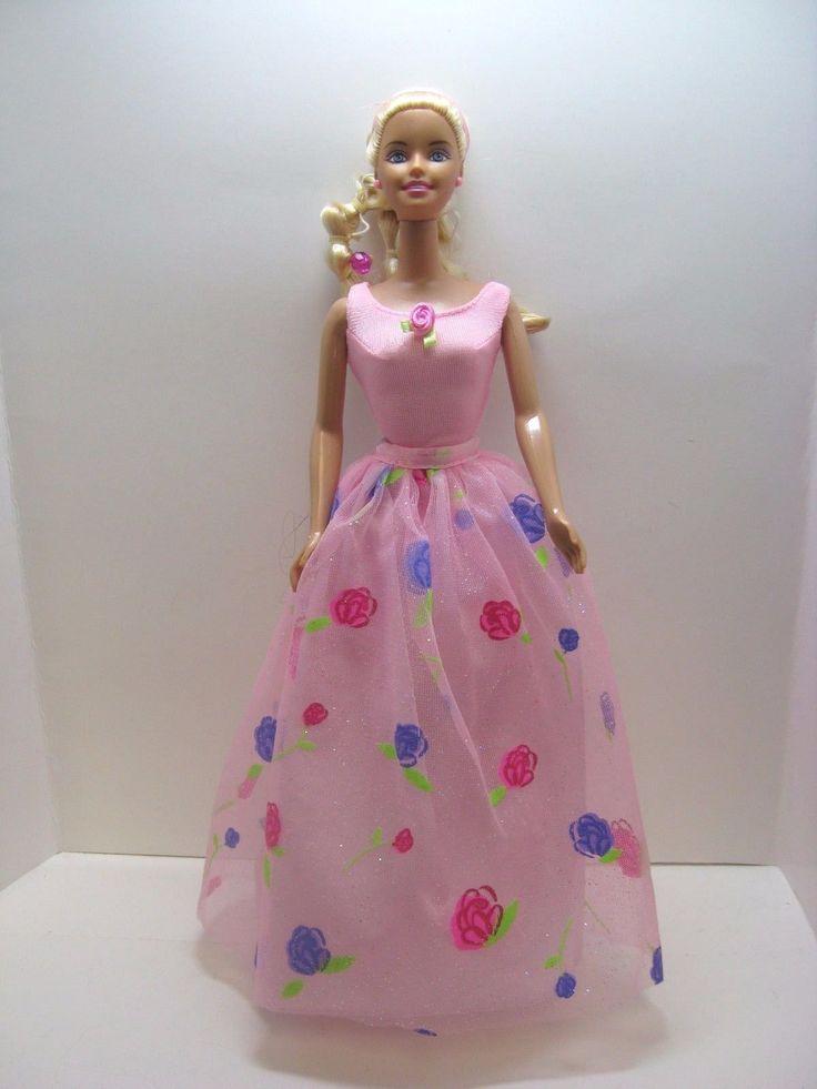 2000 Rose Princess Barbie doll   eBay