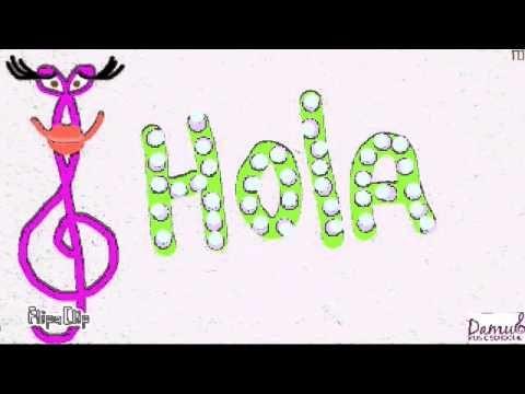 Las Figuras Musicales Parte 1 Music Cartoon - YouTube