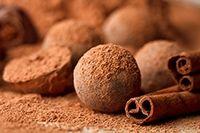 Receta de Trufas de Chocolate Caseras