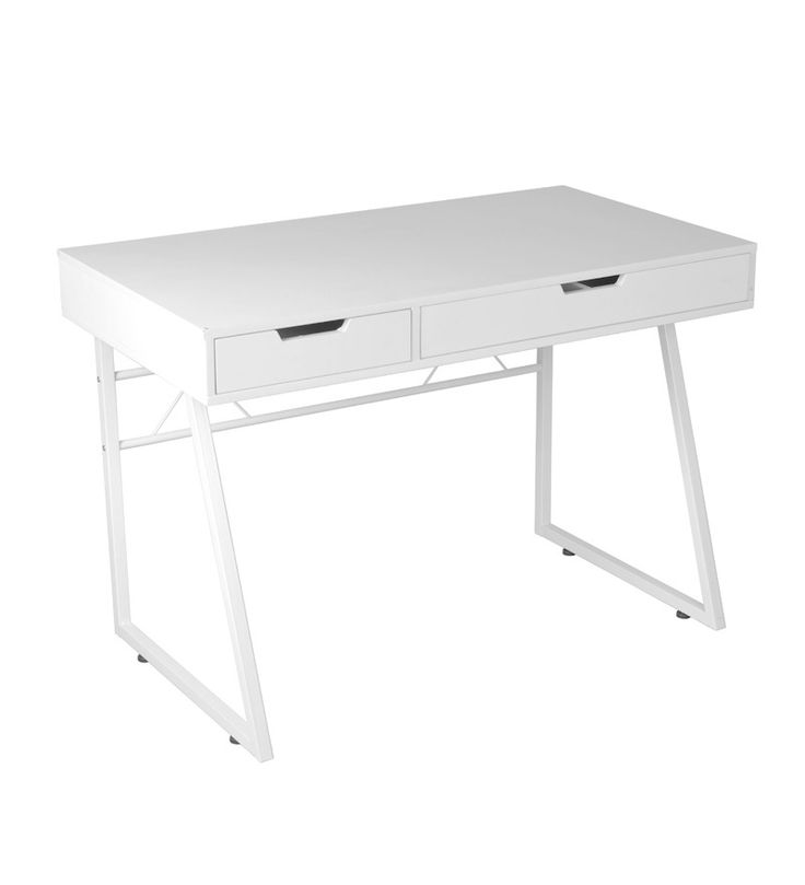 Here's a Hometown ivory cross legged study table for your little tots:)