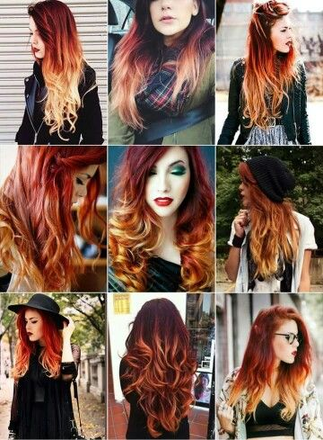 Fire. I miss this look!!