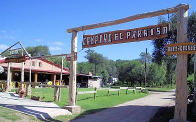 Camping El Paraíso - Santa Rosa de Calamuchita - Sierras de Córdoba