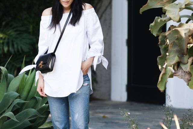 WHITE SHIRT AND JEANS (via Bloglovin.com )
