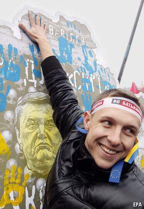 Stealing their dream  Viktor Yanukovych is hijacking Ukrainians' European future Nov 30th 2013