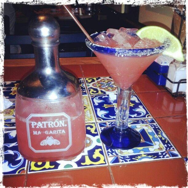 Chilis Patron Strawberry Margarita...soo Awesome!!!