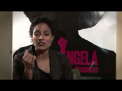 Interview with Director Shola Lynch of Free Angela at the Toronto International Film Festival - TIFF 2012 for www.ilovefilm.me  Executive Producer - Sanjiv Khullar