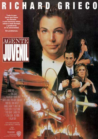 Agente juvenil - (1991) - tt0102095  C