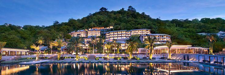 Hyatt Regency Phuket, one of the Phuket hotels in Kamala.