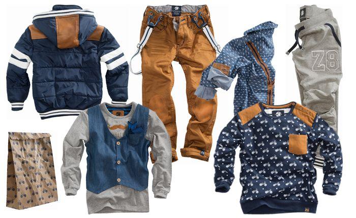 Z8 kinderkleding winter 2014-2015, z8 kleding