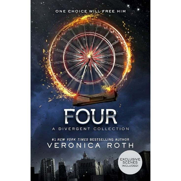 Four ( Divergent) (Hardcover) by Veronica Roth