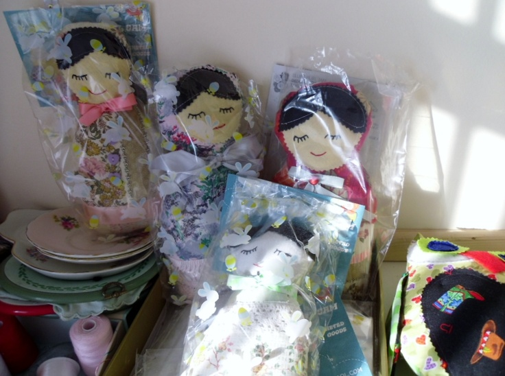 RUSSIAN MAMMA,S READY FOR POSTING TO THEIR NEW HOMES