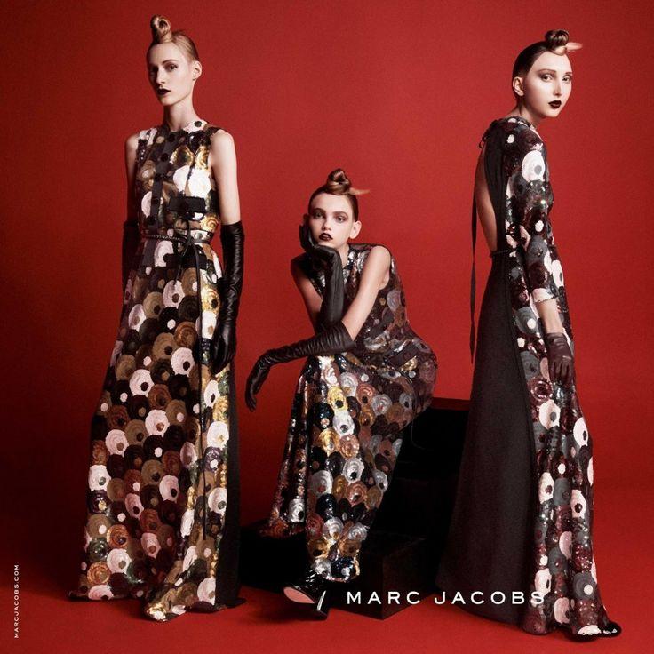 Дэвид Симс | «Marc Jacobs», осень 2015