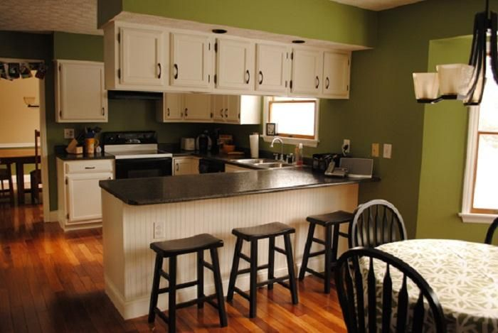 Kitchen renovation a cheap alternative when you have for Budget kitchen cabinets ltd