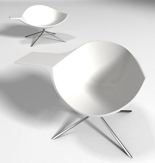 Lotus by René Holten  Holten (1961) studeerde af aan onder meer de Design Academy in Eindhoven, en maakte in 1997 met de DoDo zijn eerste ontwerp voor Artifort. Meteen goed voor de prijs voor beste Nederlands Meubelontwerp 1998.