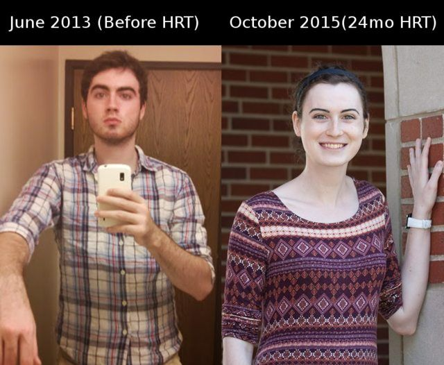 Two years on HRT! Damn... Okay, the hormones do actually work. (22/MtF, 24 months HRT)