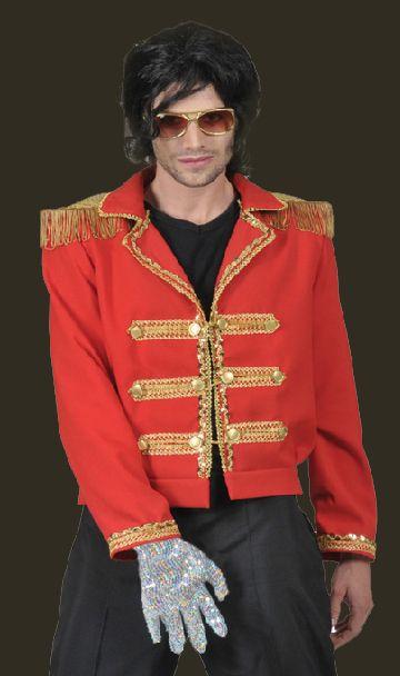 Michael Jackson 80's-takki