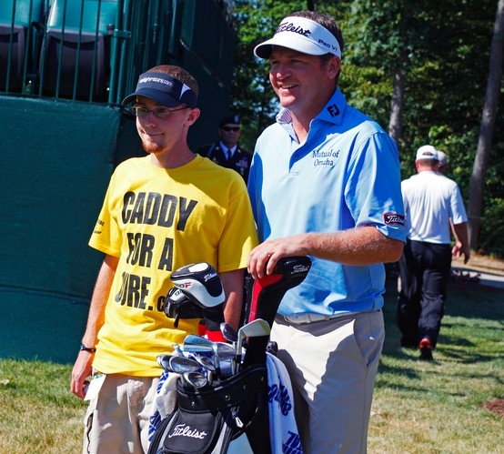 Caddy For a Cure with Jason Bohn