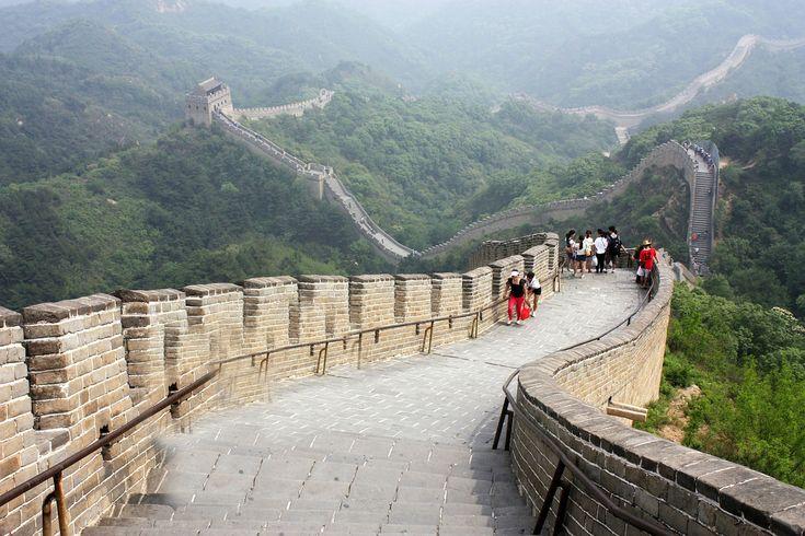Dünyanın Eşsiz Gerdanlığı: Çin Seddi, Çin