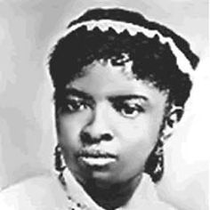 First Black woman to receive an MD...Rebecca Lee Crumpler