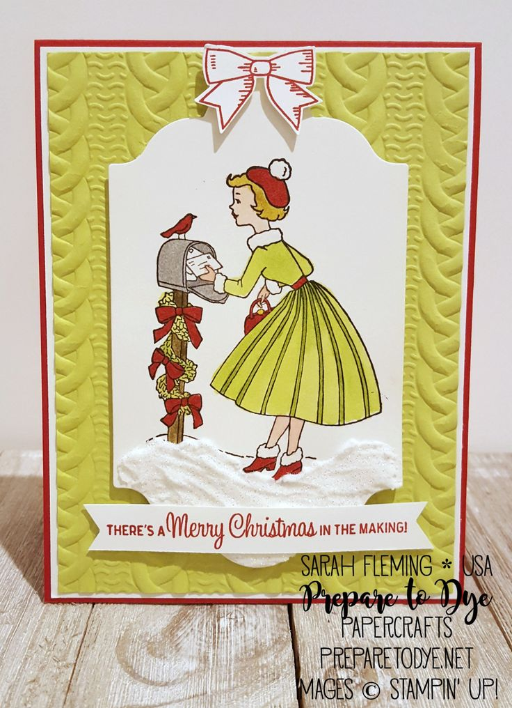 Card Making Ideas Christmas Stampin Up Part - 18: Christmas In The Making. Christmas InStampin Up ChristmasChristmas  IdeasChristmas CardsHolidays ...