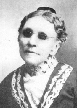 """Frances Jane """"Fanny"""" Crosby (1820-1915) was an American hymn writer and poetess, who wrote over 8,000 hymns during her life. One time a prea..."""