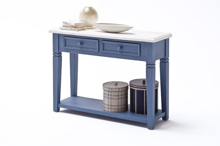 Anrichte LaMer II Brilliantblau Passend zum Möbelprogramm LaMer 1 x Anrichte mit 2 Schubkästen und 1 Ablageboden Maße: B/H/Tca. 120 x 80 x 40 cm...