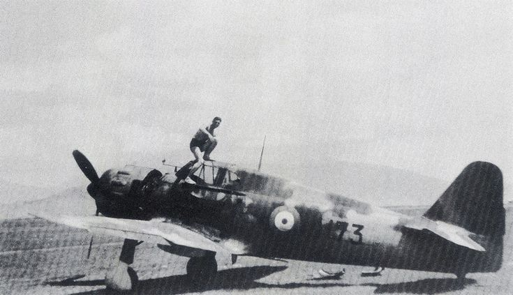 The Royal Hellenic Force during World War 2