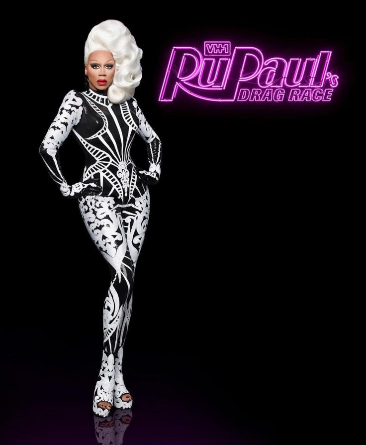 RuPaul • The reigning Queen of Drag Queens • Supermodel of the World • RuPaul's Drag Race