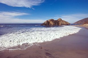 Pfeiffer Beach in Big Sur, California | 16 Of The World's Most Spectacular Beaches