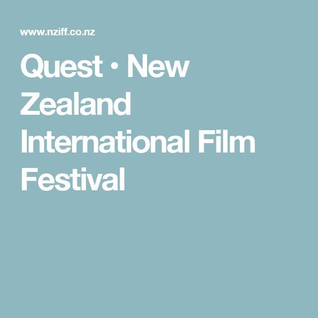 Quest • New Zealand International Film Festival