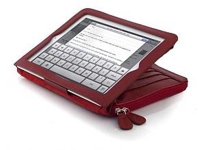 http://www.shopipad.nl/nl/hapDe Clutch iPad 2/3 (nieuwe iPad) bookcase folio verenigd stijl en functionaliteit. Het eenvoudige model heeft een modern uiterlijk, terwijl het opslag biedt voor al uw dagelijkse spullen. De portemonnee heeft zakken voor papier- en losgeld, credit cards, visitekaartjes, pennen, een stylus en een mobiele telefoon. Plus, u heeft nog genoeg extra ruimte in de grotere zijvak voor uw lipgloss, paspoort, sleutels en veel meer! Ideaal voor de hedendaagse vrouw. Prijs…