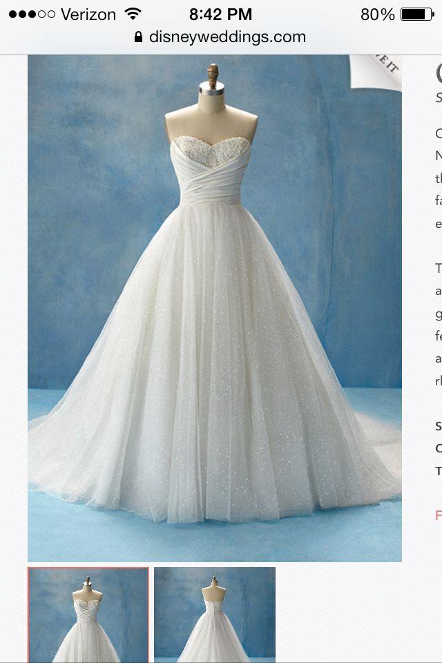 36 best Dream wedding dress ideas images on Pinterest   Wedding ...