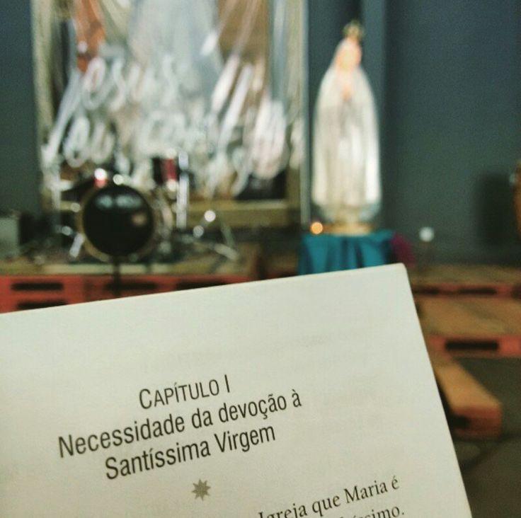 Tratado da Verdadeira Devoção à Santíssima Virgem Maria. Comunidade Católica Colo de Deus.