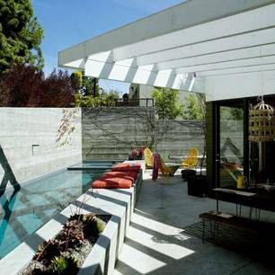 Barbara Bestor's Home in LA