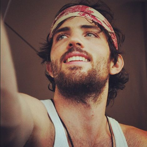 Scott Avett from through Avett Brothers. Ugh so beautiful it makes me sick.